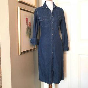 Original Calvin Klein denim dress